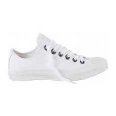Converse Chuck Taylor All Star Canvas Ox Tornacipő, Fehér, 44-es