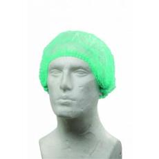 MUNKAVEDELEM Hajháló Zöld 100db