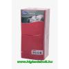 Tork 18457 Advanced szalvéta 33, tissue piros 2 rétegű