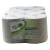 LUCART Tekercses kéztörlő papír Eco LucArt Natural 19cm