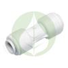 Patron bekötő csatlakozó - egyenes - RO (Fordított ozmózis) víztisztító készülékekhez