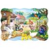 Castorland puzzle 30 db-os - Farm
