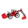 Lena játékok Lena óriás markolós traktor