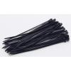 Kötegelő, 50db/cs, fekete 200x3,6mm