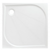 Siko Anima 80x80cm-es szögletes műmárvány zuhanytálca