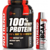 Nutrend 100% WHEY PROTEIN 2250g + AMINO BCAA MEGA STRONG 500ml