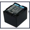 Panasonic CGA-DU07 CGR-DU06E/1B CGA-DU14 CGR-DU06 CGR-DU06E/1B 7.2V 2400mAh utángyártott Lithium-Ion kamera/fényképezőgép akku/akkumulátor