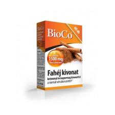 BioCo fahéj tabletta 60 db táplálékkiegészítő
