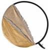 Lastolite LR3896 bottletop 5 az 1-ben diffuzor + arany/fehér and sunfire/ezüst (95cm)
