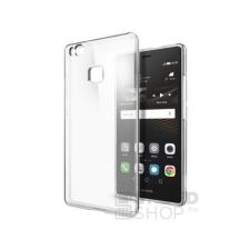 utángyártott Huawei P9 Lite Ultra Slim 0.3 mm szilikon hátlap tok, átlátszó tok és táska