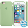 Apple iPhone 6s Silicone case Mint