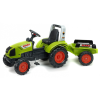Falk Taposás traktor1040AB Claas Arion 430 pótkocsival