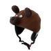 Evercover Sisakhuzatok Barna teddy maci sisakhuzat
