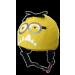 Evercover Sisakhuzatok Sárga õrült minion sisakhuzat