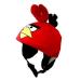 Evercover Sisakhuzatok Piros madár sisakhuzat