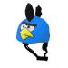Evercover Sisakhuzatok Tengerkék madár sisakhuzat