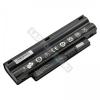 Dell CMP3D 11.1V 4400mAh 48Wh fekete netbook akkumulátor