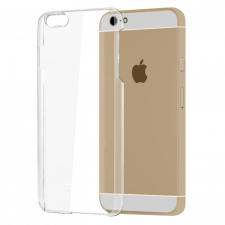 Apple iPhone 6 Plus/6S Plus hátlap - IMAK Crystal Clear Slim - transparent tok és táska