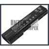 HP ProBook 6460b 4400 mAh 6 cella fekete notebook/laptop akku/akkumulátor utángyártott