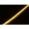 3528 12V DC IP65 60LED/m sárga LED szalag