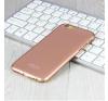 Apple iPhone 6/6S hátlap képernyővédő fóliával - IMAK Jazz II - rose gold tok és táska