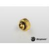 Bitspower Multi-Link Adapter G1/4 True Brass 16mm AD - arany /BP-TBWP-C89/