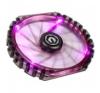 Bitfénix BitFenix Spectre PRO 230mm ventilátor lila LED - fekete hűtés