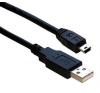 A USB - B mini USB kábel 1m világítási kellék