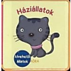 - HÁZIÁLLATOK - HABKÖNYV (KIVEHETÕ KÉPEK)