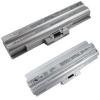 VGP-BPS13A-8800 mAh Akkumulátor 8800 mAh Ezüst