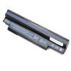 UM09H31 Akkumulátor 6600 mAh fekete