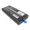 6140-01-540-6513 Akkumulátor 6600 mAh