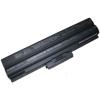 VGP-BPL21 Akkumulátor 4400 mAh Fekete