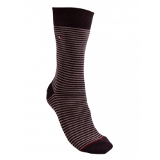 TommyHilfiger TH MEN SMALL STRIPE SOCK 2P Magasszárú zokni