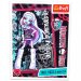Monster High - 54 db-os miniatűr puzzle - Abbey Bominable