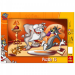TREFL - Tom és Jerry: félős Tom 15 db-os puzzle