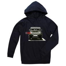 UAZ kapucnis pulóver