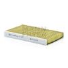 MANN FILTER FP2940 FreciousPlus Polifenolos aktívszenes pollenszűrő CITROEN C2, C3, C4, PEUGEOT 1007, 307, 308