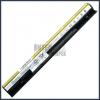 Lenovo L12L4A02 4400 mAh 8 cella fekete notebook/laptop akku/akkumulátor utángyártott