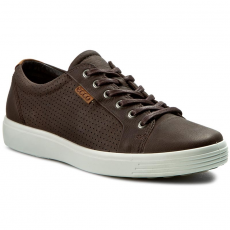 Ecco Félcipő ECCO - Soft 7 Men's 43010402072 Coffee