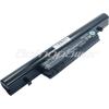 Toshiba Satellite Pro R850 Series 4400 mAh 6 cella fekete notebook/laptop akku/akkumulátor utángyártott