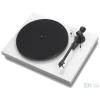 Pro-Ject Debut III DC Esprit lemezjátszó Ortofon OM-10E hangszedővel szerelve fehér