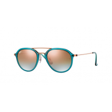 Ray-Ban RB4253 62367Y SHINY TORQUOISE COPPER FLASH GRADIENT napszemüveg