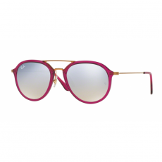 Ray-Ban RB4253 62359U SHINY FUXIA GREY FLASH GRADIENT napszemüveg