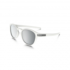 Oakley OO9265 16 LATCH MATTE WHITE CHROME IRIDIUM napszemüveg