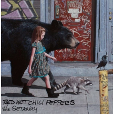 RED HOT CHILI PEPPERS - THE GETAWAY - Vinyl, LP, Bakelit egyéb zene