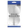 Ns Toys Palm Ballers maszturbátor - áttetsző