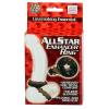 California Exotic Novelties All Star erekciógyűrű - fekete