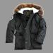 Alpha Industries Polar Jacket RF - replica szürke