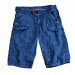 Alpha Industries Checked Short - indigo